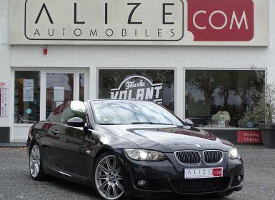 BMW Série 3 SERIE 335i Cabriolet Sport Design - BVA CABRIOLET E93 335i PHASE 1