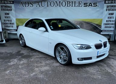 Voiture BMW Série 3 SERIE CAB E93 CAB 325I Confort Occasion