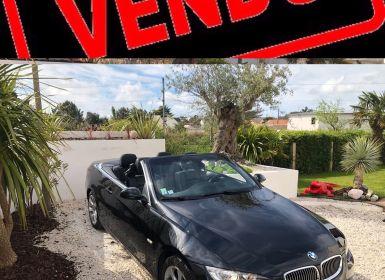 Vente BMW Série 3 serie cabriolet 330d luxe 4 Occasion