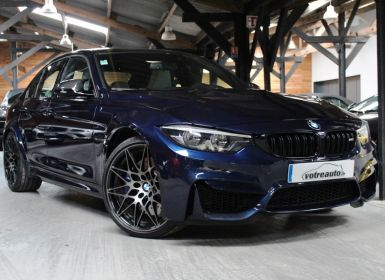 BMW Série 3 SERIE F80 M3 (F80) M3 PACK COMPETITION 450 DKG7 Occasion