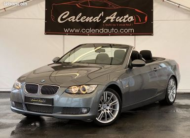 Achat BMW Série 3 Serie serie e93 cabriolet 335ia luxe Occasion