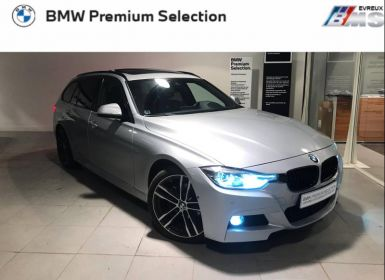 Achat BMW Série 3 Touring 318dA 150ch M Sport Pack M Sport Shadow Euro6d-T Occasion