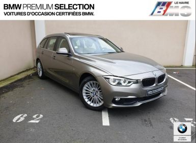 BMW Série 3 Touring 320d 190ch Luxury Occasion