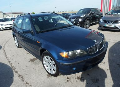 Voiture BMW Série 3 Touring SERIE (E46) 318D 115CH Occasion
