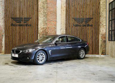 Vente BMW Série 4 418 D Gran Coupé - Navi - leder - 36000km Occasion