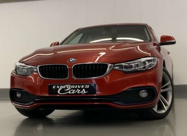 BMW Série 4 418 D GRAND COUPE PACK SPORT CUIR GPS CAMERA JA Occasion