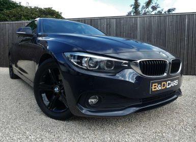 Vente BMW Série 4 418 dA GRAN COUPE 1steHAND - 1MAIN NETTO: 16.520EURO Occasion