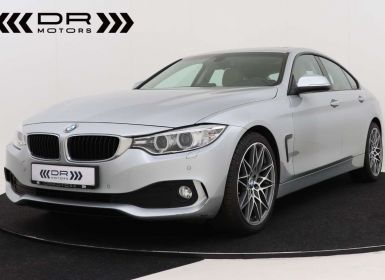 BMW Série 4 418 dA GRAN COUPE - NAVI BUSINESS - LEDER - PDC Occasion