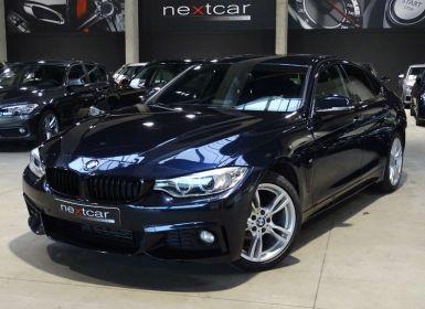 Achat BMW Série 4 418 dAGranCoupéPACK M Occasion