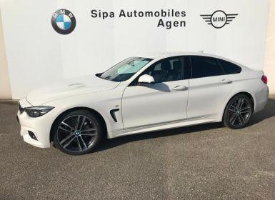 BMW Série 4 420 420dA 190ch M Sport Euro6c Occasion