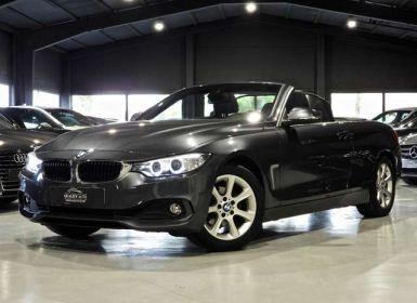 BMW Série 4 420 Cabrio CABRIO - 1STE HAND - NAVI - MEMORY SEATS -
