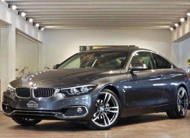 Vente BMW Série 4 420 Coupé LUXURY LINE - 19' ALU - 17.000KM - 1STE HAND - Occasion