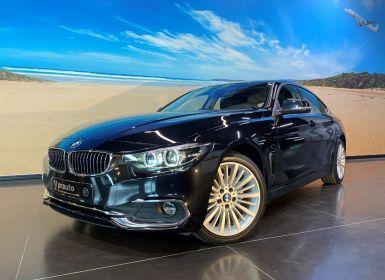 Vente BMW Série 4 420 d Gran Coupé 190pk Sportautomaat - Leder - Navi - Led Occasion