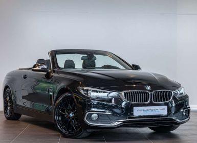 Vente BMW Série 4 420 dA Cabrio Luxery Line Harman Kardon Navi PRO Occasion