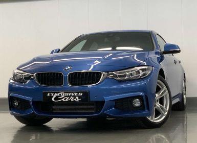 Vente BMW Série 4 420 DA GRAN COUPE PACK SPORT M GPS CAMERA CUIR Occasion