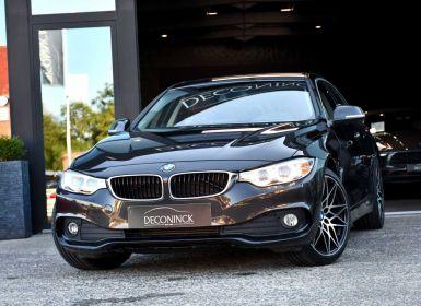 Vente BMW Série 4 420 Gran Coupé d GRAN COUPE - LEDER - FULL LED - ZETELVERWARMING Occasion