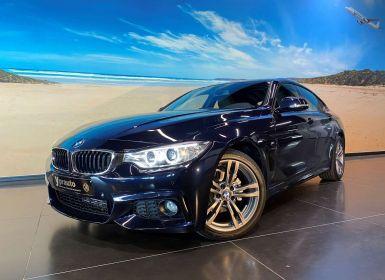 BMW Série 4 420 i Gran Coupé 184pk manueel M Pack - Navi - Xenon - BT Occasion
