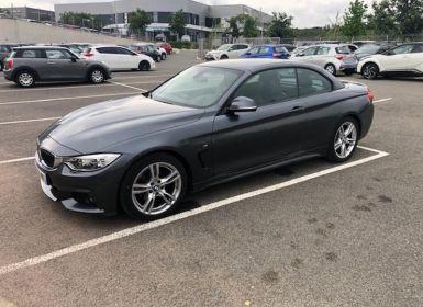Vente BMW Série 4 420dA 184ch M Sport Occasion