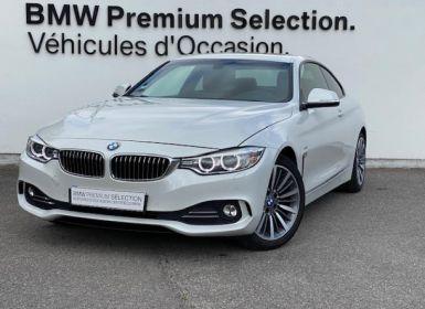 Vente BMW Série 4 420dA 190ch Luxury Occasion