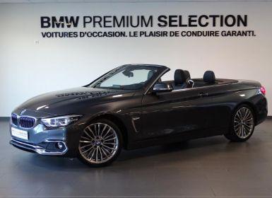 BMW Série 4 420dA 190ch Luxury