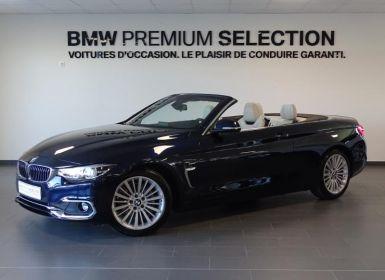 Achat BMW Série 4 420dA 190ch Luxury Occasion