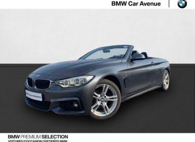 Achat BMW Série 4 420dA 190ch M Sport Occasion