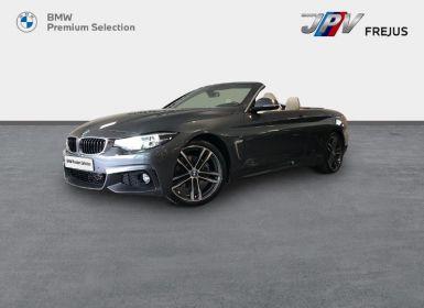 BMW Série 4 420dA 190ch M Sport