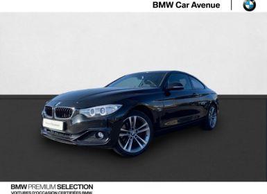 Vente BMW Série 4 420dA xDrive 184ch Sport Occasion