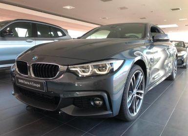 Achat BMW Série 4 420dA xDrive 190ch M Sport Neuf