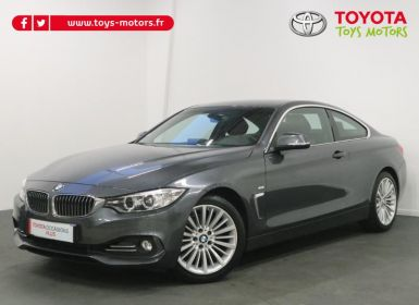 Vente BMW Série 4 420i 184ch Luxury Occasion