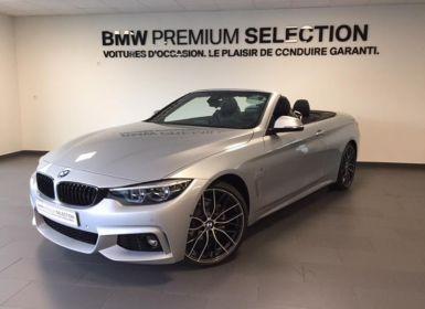 Achat BMW Série 4 420iA 184ch M Sport Occasion