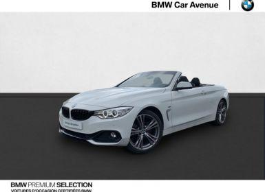 Vente BMW Série 4 420iA 184ch Sport Occasion