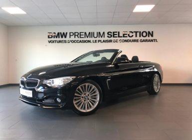 Achat BMW Série 4 428iA 245ch Luxury Occasion