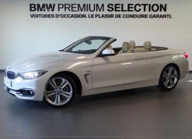 BMW Série 4 430dA 258ch Luxury