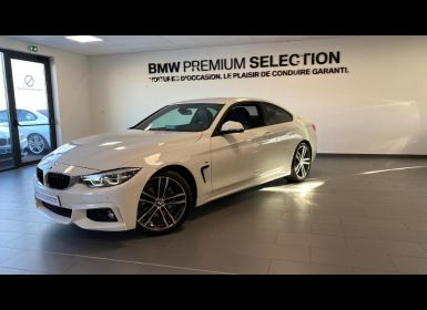Achat BMW Série 4 430dA 258ch M Sport Occasion