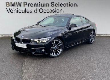 Vente BMW Série 4 430dA 258ch M Sport Occasion