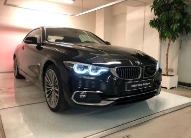 Vente BMW Série 4 430dA xDrive 258ch Luxury 157g Occasion