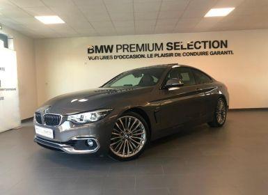 Vente BMW Série 4 430i 252ch Luxury Occasion