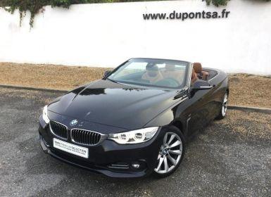 BMW Série 4 430iA 252ch Luxury Occasion