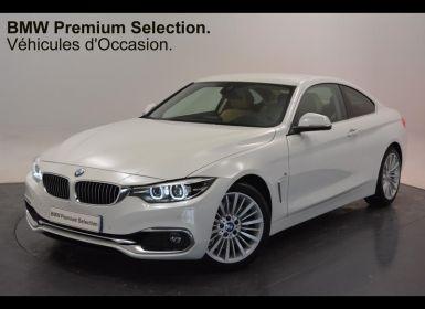 BMW Série 4 430iA 252ch Luxury Euro6d-T Occasion