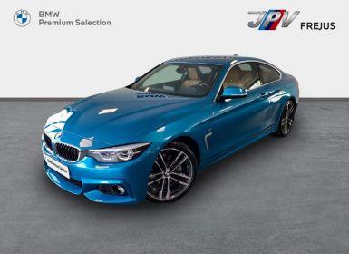 Achat BMW Série 4 430iA 252ch M Sport Occasion