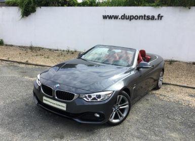 Voiture BMW Série 4 430iA 252ch Sport Occasion