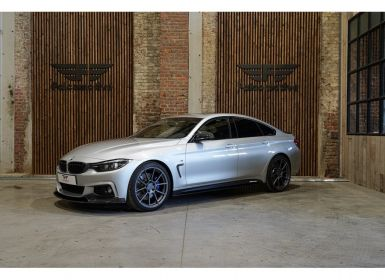 Achat BMW Série 4 440 Gran Coupe i - M SPORTPACK - CARBON Ed. - LIKE NW Occasion