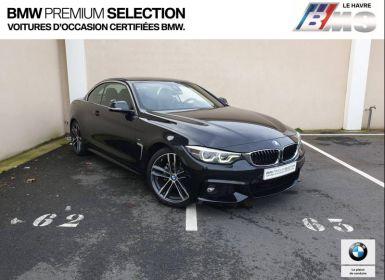 BMW Série 4 Cabriolet 420iA 184ch M Sport Occasion