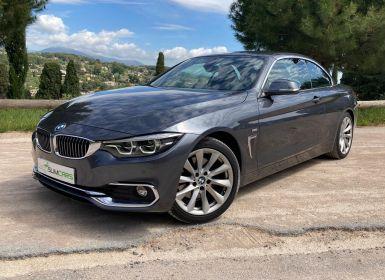Vente BMW Série 4 Cabriolet I (F33) 430dA 258ch Luxury Occasion