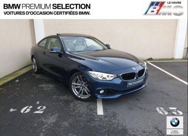 Voiture BMW Série 4 Coupé 435iA 306ch Lounge Occasion