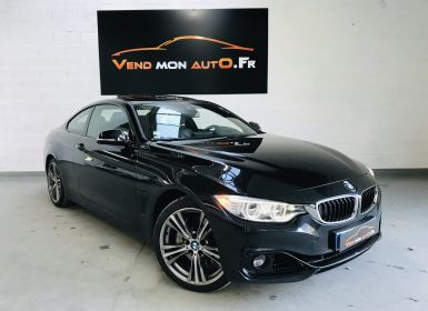 Achat BMW Série 4 COUPE F36 435I 306 CH SPORT A Occasion