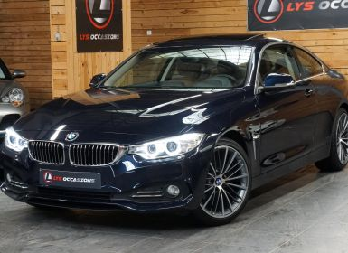 Vente BMW Série 4 (F32) COUPE 418DA 150 LUXURY Occasion