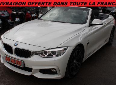Achat BMW Série 4 (F33) 420DA 184CH M SPORT Occasion