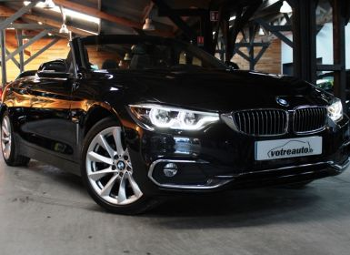 Achat BMW Série 4 (F33) CABRIOLET 420D 190 LUXURY BVA8 Occasion